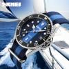 Jam Tangan Original SKMEI 9133 / 9133C ( DW Daniel Wellington ) - Blue