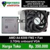Processor AMD A4-6300 3.7GHz Socket FM2 + Fan