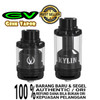 AUTHENTIC KYLIN 24 RTA BOTTOM AIRFLOW By VandyVape 100% ORIGINAL