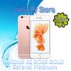 IPHONE 6S 16GB ROSE GOLD GARANSI DISTRIBUTOR 1 TAHUN