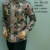 Baju Batik Slimfit Pria Modern CB305