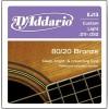 Senar Gitar D'addario Akustik EJ13 Original .011 - .052