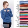 GROSIR RAJUT | SWEATER WANITA | ROUNDHAND SWEATER |TURTLENECK ROUNDHAD