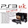 Sony Playstation 3 / PS3 / PS 3 - Fat Hdd 500 GB Full Games