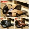 KICKERS MURAH !!! kickers Sandal Cross Concept Pria ( Kulit Asli )