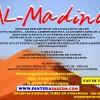 PARFUM EDP AL MADINA netto 100 ML