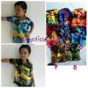 Kemeja hawai anak / baju hawai anak /baju bali anak