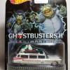 Hot Wheels Retro Ecto 1A Ghostbusters II