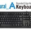 KEYBOARD KRS-85 USB A4TECH