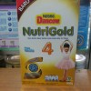 SUSU DANCOW NUTRIGOLD 4+ RASA VANILA 700GR 700 GRAM DUS NEW NUTRI GOLD