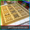 Karpet Permadani Lokal New Super Shama Tipe MZ18 Brown 210x310cm