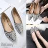 Sepatu Flat merek KeLsey 444-6 kly Original