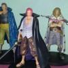 Grandline Glm Shanks Ben Beckman Yasop Figure One Piece Set
