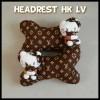 Bantal Headrest - Hello Kitty LV