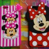 Soft Case Rubber Mickey - Minnie Mouse for Oppo F1S / A59