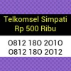 Nomor Cantik Simpati Seri Tahun 2010 & 2012 Hoki, Rapih #Sel 576