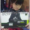 VGA CARD GALAX GTX 1050 TI EXOC WHITE