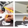 Olfa Art Knife 216BSBK (Black) - Pen Knife Pisau Gundam