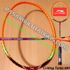 RAKET BADMINTON LI-NING TURBO X 90 ORANGE (BATANGAN)