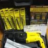 Mesin Bor Sds Plus 2kg 26mm 3mode 800w Rotary Hammer Stanley Shr263
