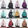 jilbab bergo Enira warna Miulan
