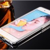 bumper mirror R7 OPPO aluminium with back case pc mirror