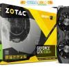 Zotac GTX 1080 Ti AMP Edition 11GB DDR5X 352BIT - ZOTAC GTX 1080Ti 11G