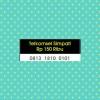NomorCantik simPATi-Tsel-DoubleAB-0813 1810 0101-LK7-514