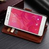 OPPO R7S wallet flip Cover pouch Card Case Leather kulit dompet retro