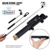Mini Bluetooth Selfie Stick Locust Series (Tongsis) for iOS & Android