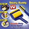 Sticky Buddy Lint Roller Rol Pengangkat Bulu Debu Kotoran Termurah