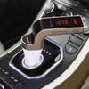 4 in 1 Hands Free LED Bluetooth Car FM Transmitter MP3 Car Charger- G7