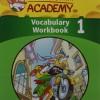 Geronimo Stilton Academy : Vocabulary Pawbook 1