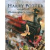 Harry Potter and the Philosopher's Stone : Illustrated ( Hardcover )