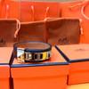 Hermes Mini CDC Black Epsom Leather