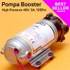 Pompa Kabut / Booster Ro, Aeroponik KJ-2000 Pressure 130 psi, 48 v