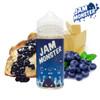 jam monster jam blueberry jam 100ml by jammonster liquid usa premium