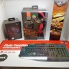 Havit Bundle Keyboard KB371, Ms691, Mousepad, Headphone.