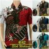 kemeja batik pria,blok wahana series