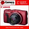 Canon PowerShot SX710 HS - Merah
