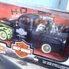 Ford F-1 Pickup (1948) & FL Panhead (Harley Motorcycles) (Maisto)