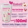 gabag kantong asi new design 100 ml girl