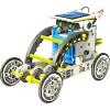 14 in 1 Transforming Solar Robot Science & Education DIY Toys Kids