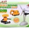 Robot Mainan Edukasi / Science Brine Power Kit 3 In 1 Robot air garam