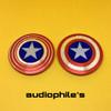 Fidget Spinner Metal Captain America
