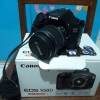 Canon EOS 550d kit (ef-s18-55 is ii)