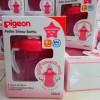 Botol Minum Pigeon Petite Straw Bottle Pink/ Botol Pigeon/ Botol