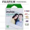 Fujifilm Instax Mini Film Refill Instax Square SQ10 - isi 10 lembar