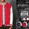 VARSITY ATLANTA HAWKS - JAKET NBA TEAM ORDINAL APPAREL