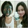 Masker Spirulina Tiens 50 Kapsul   Wajah Cerah   Menghilangkan Jerawat